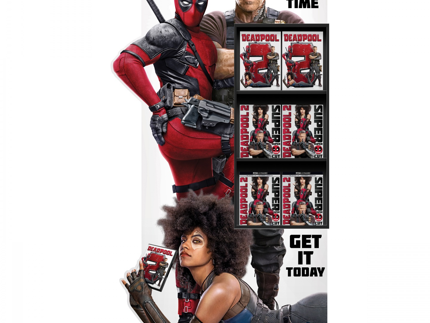 DEADPOOL 2 Home Entertainment Display: SSM Non Event Thumbnail