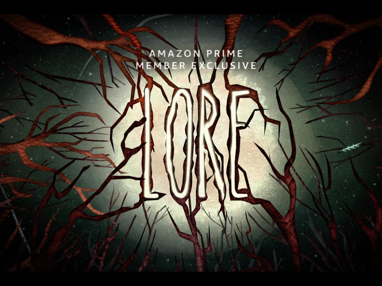 Lore S1: Animated Logo Thumbnail