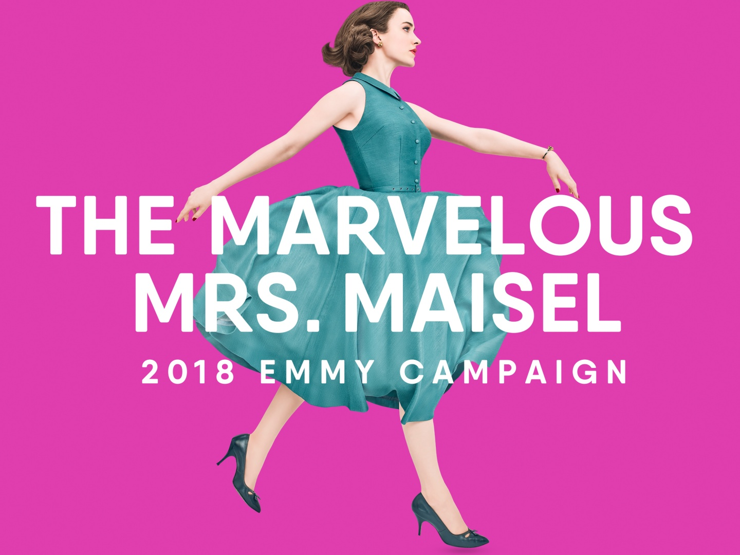 The Marvelous Mrs. Maisel Emmy Campaign Thumbnail