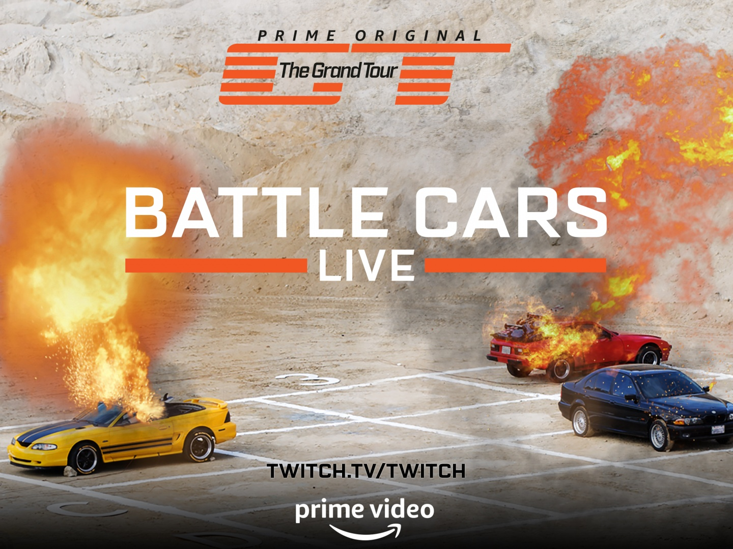 The Grand Tour Season 2: Battle Cars Live Thumbnail