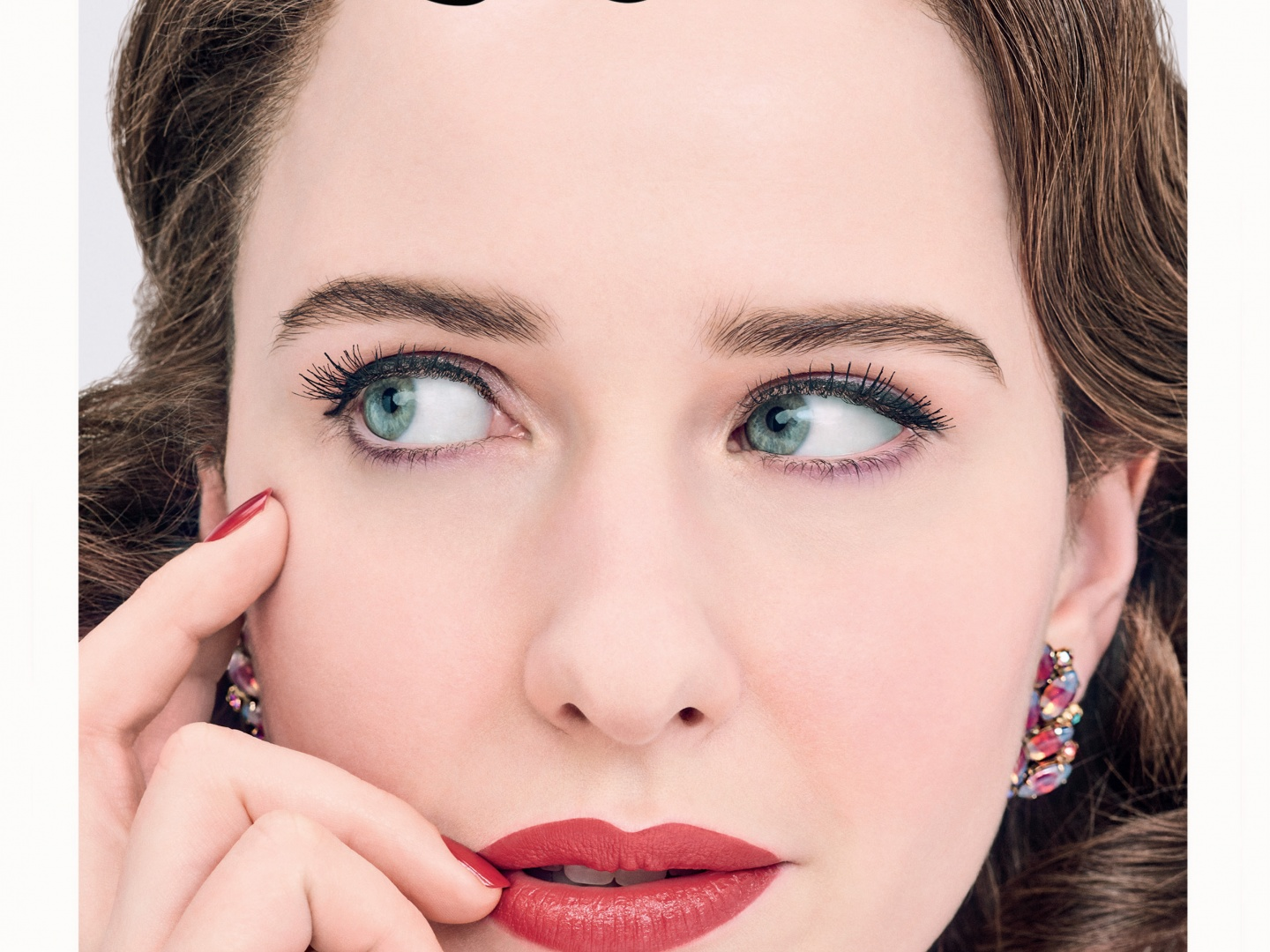 The Marvelous Mrs. Maisel Magazine Cover Takeover (New York Magazine) Thumbnail