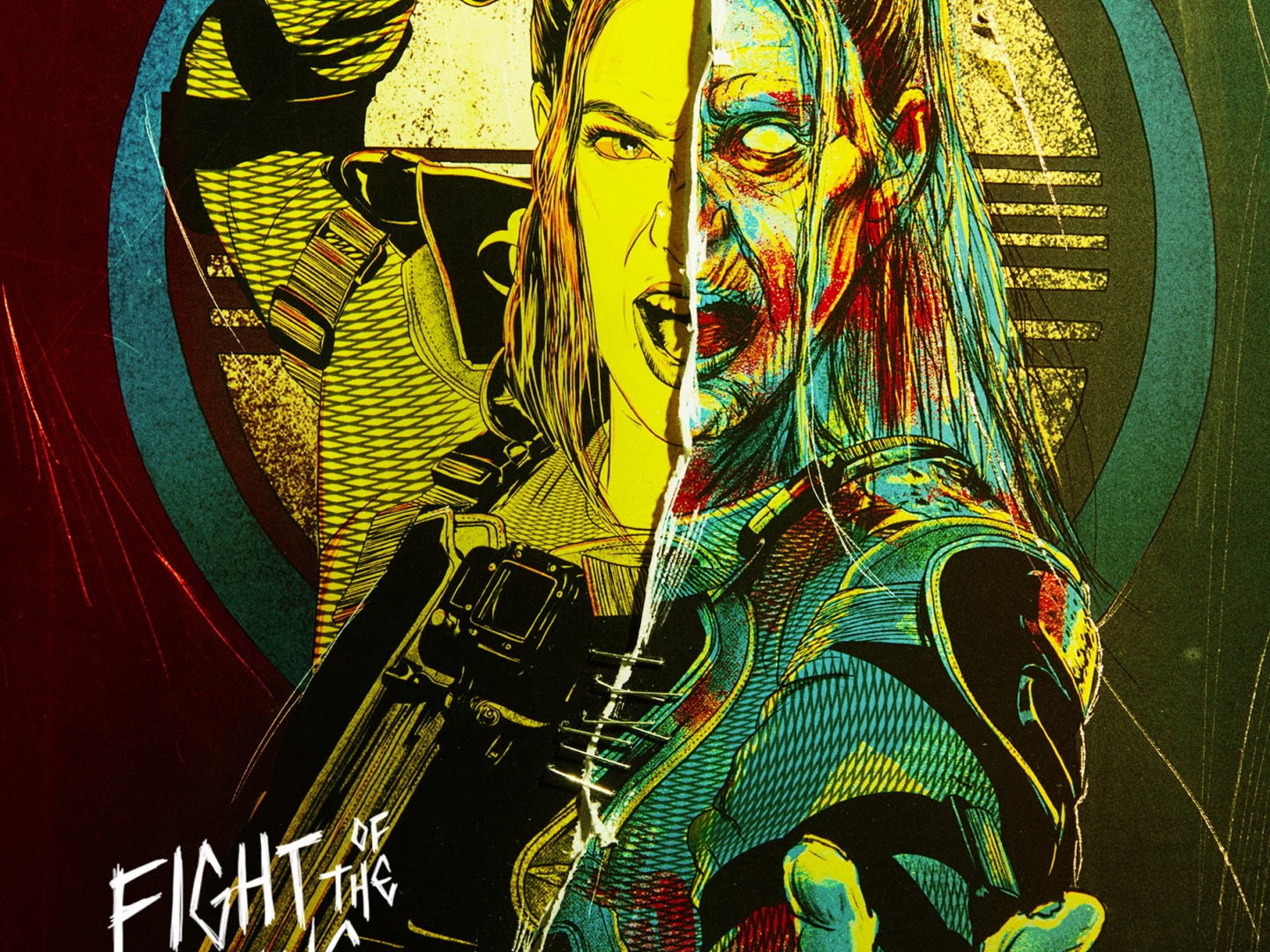 Image for Fight of the Living Dead: Paradise Calls - Character Series 3