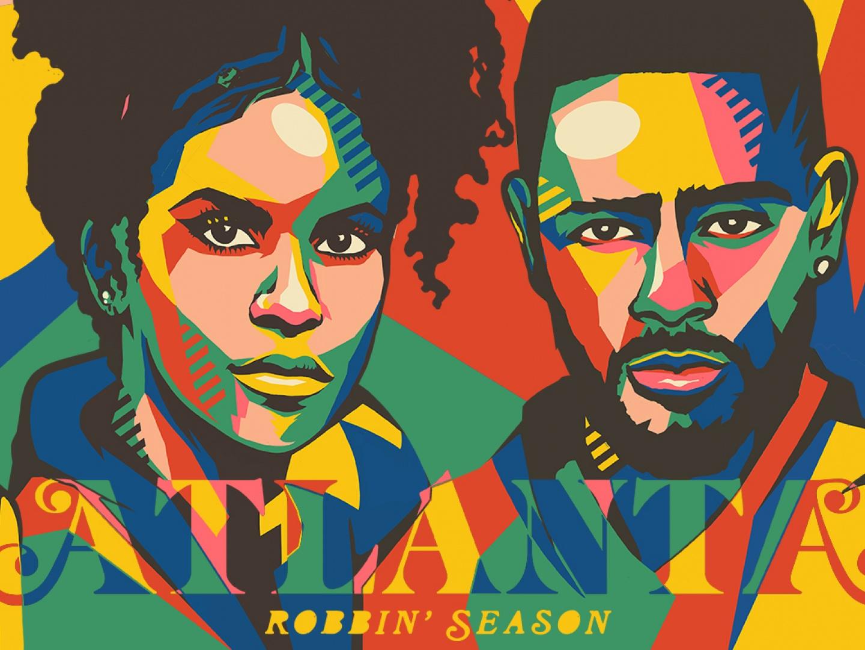Atlanta Robbin' Season Mural Thumbnail