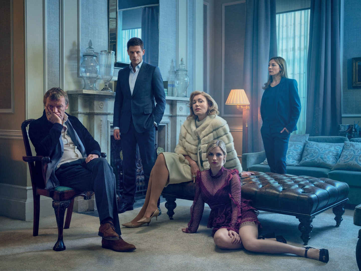 Image for McMafia - Family