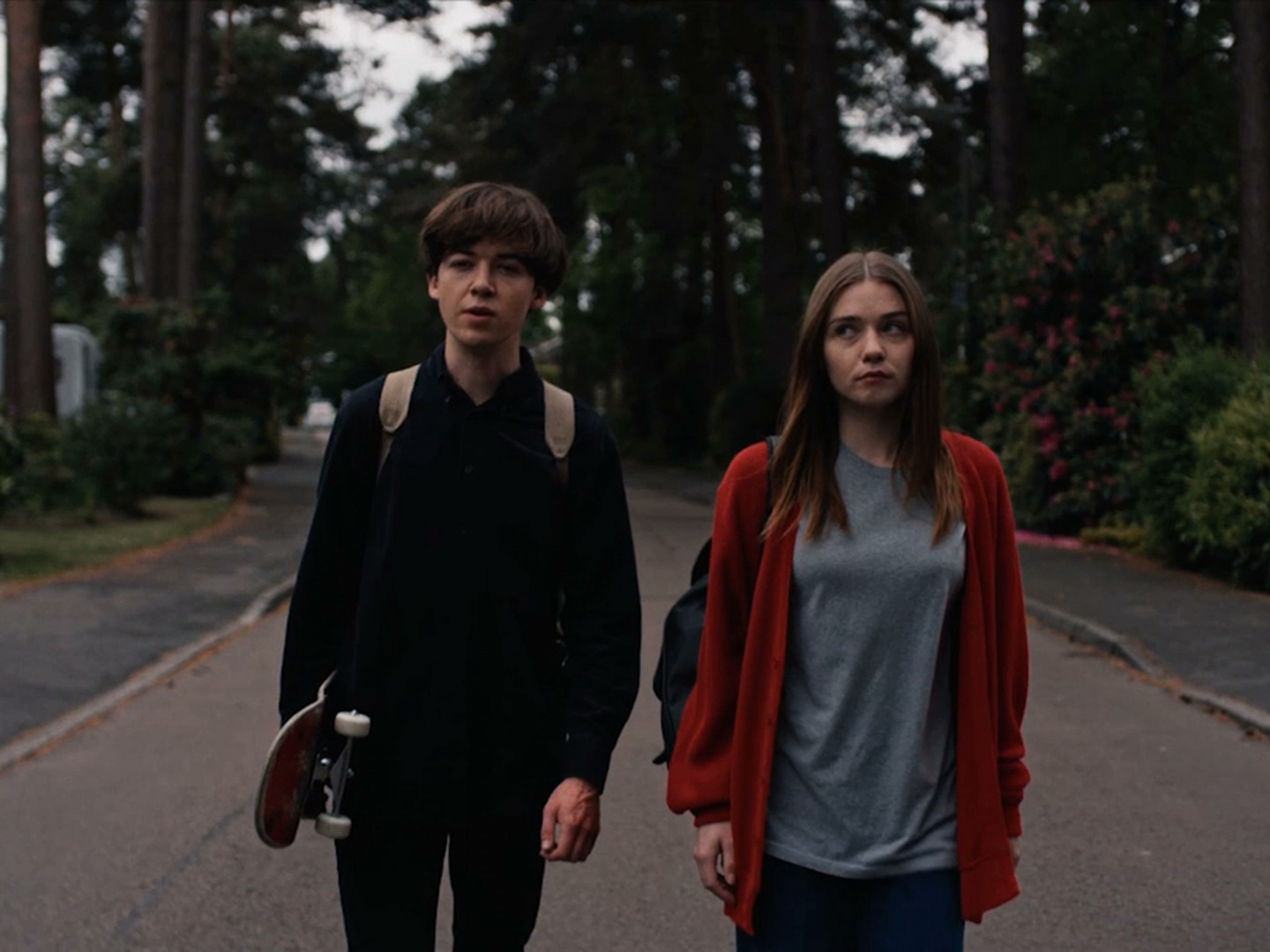 The End of the F***ing World - Issues Trailer Thumbnail