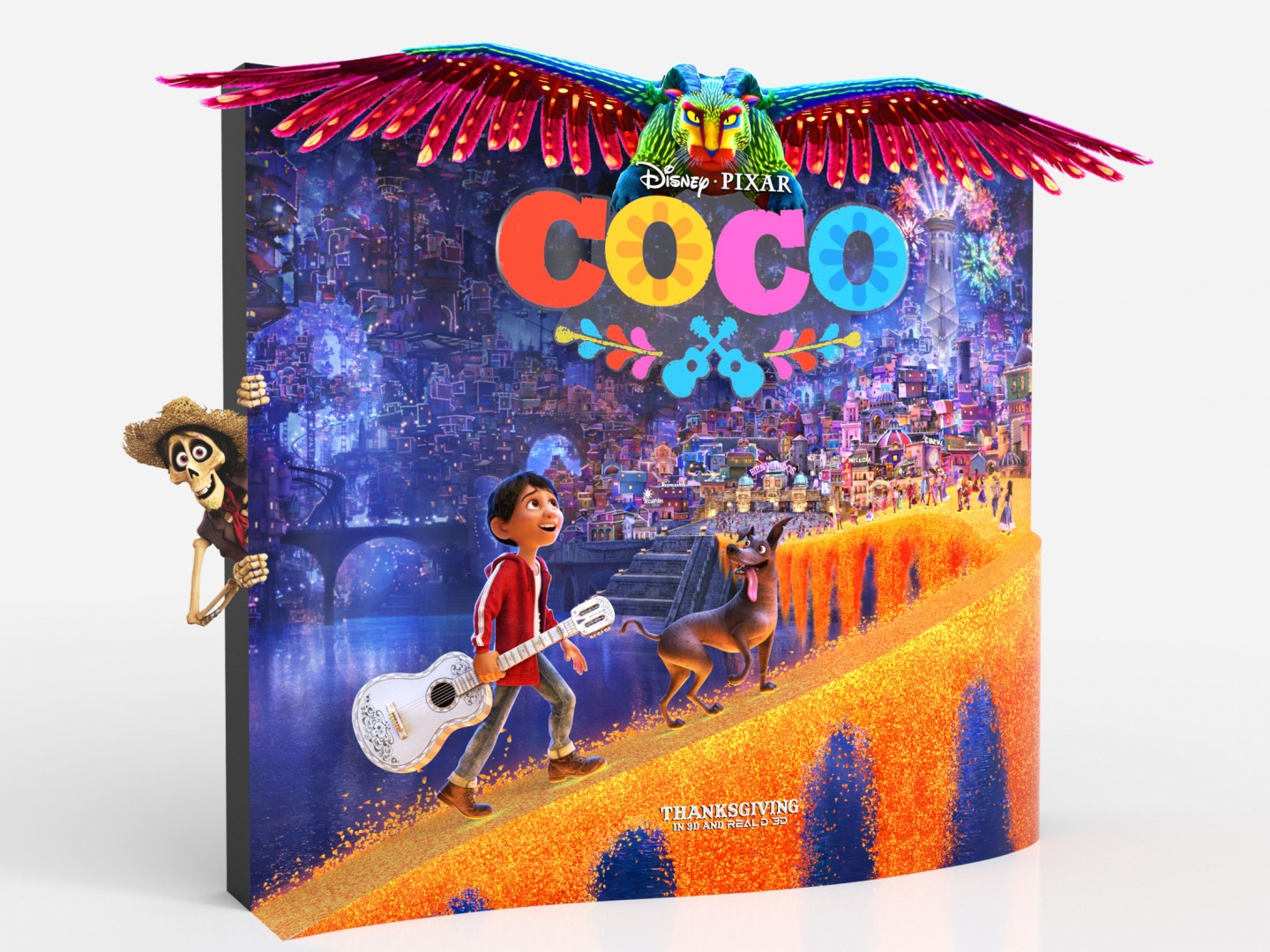 COCO In-Theatre Standee Thumbnail