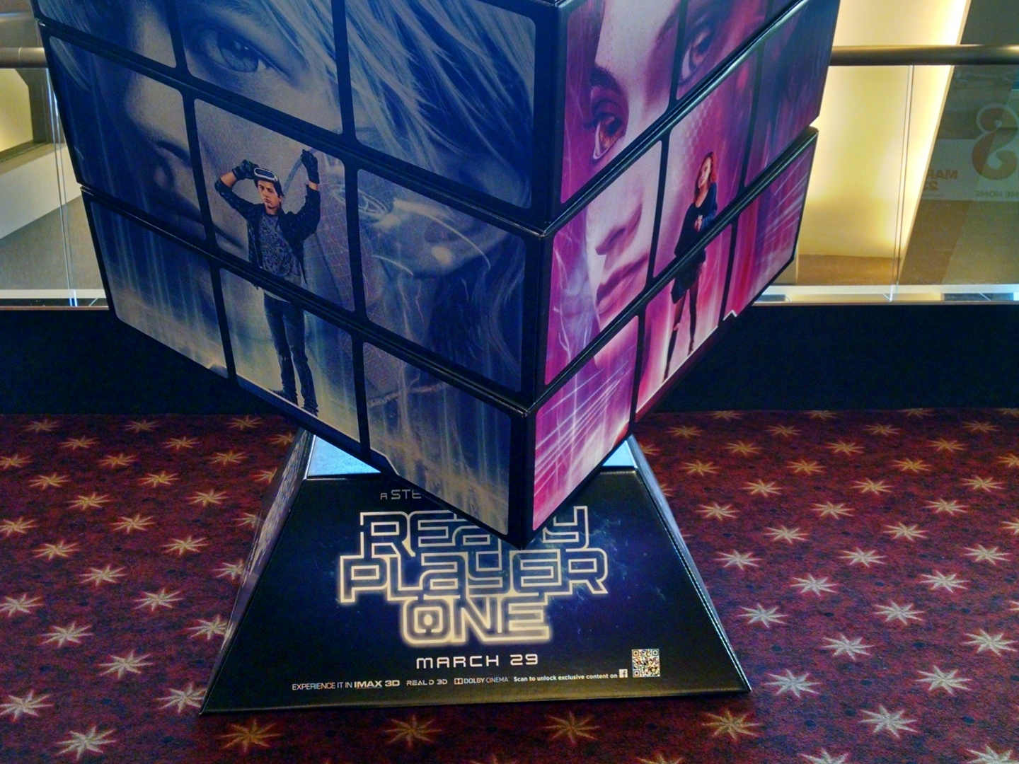 Ready Player One Standee Thumbnail