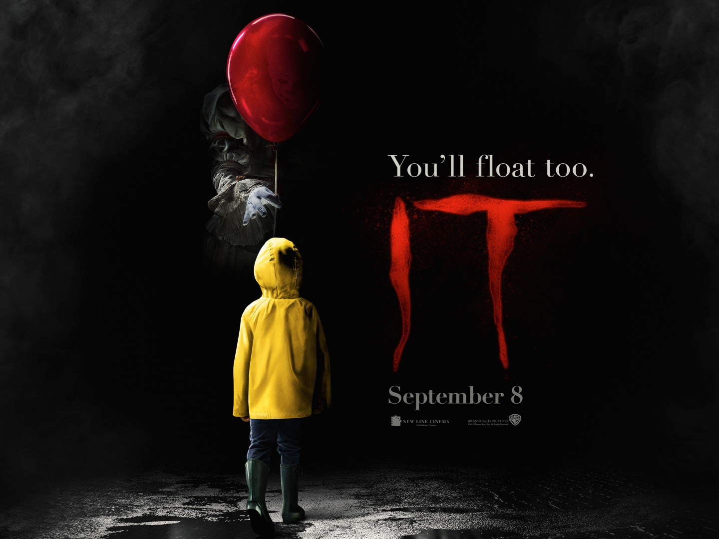 IT - Theatrical: Integrated Campaign Thumbnail