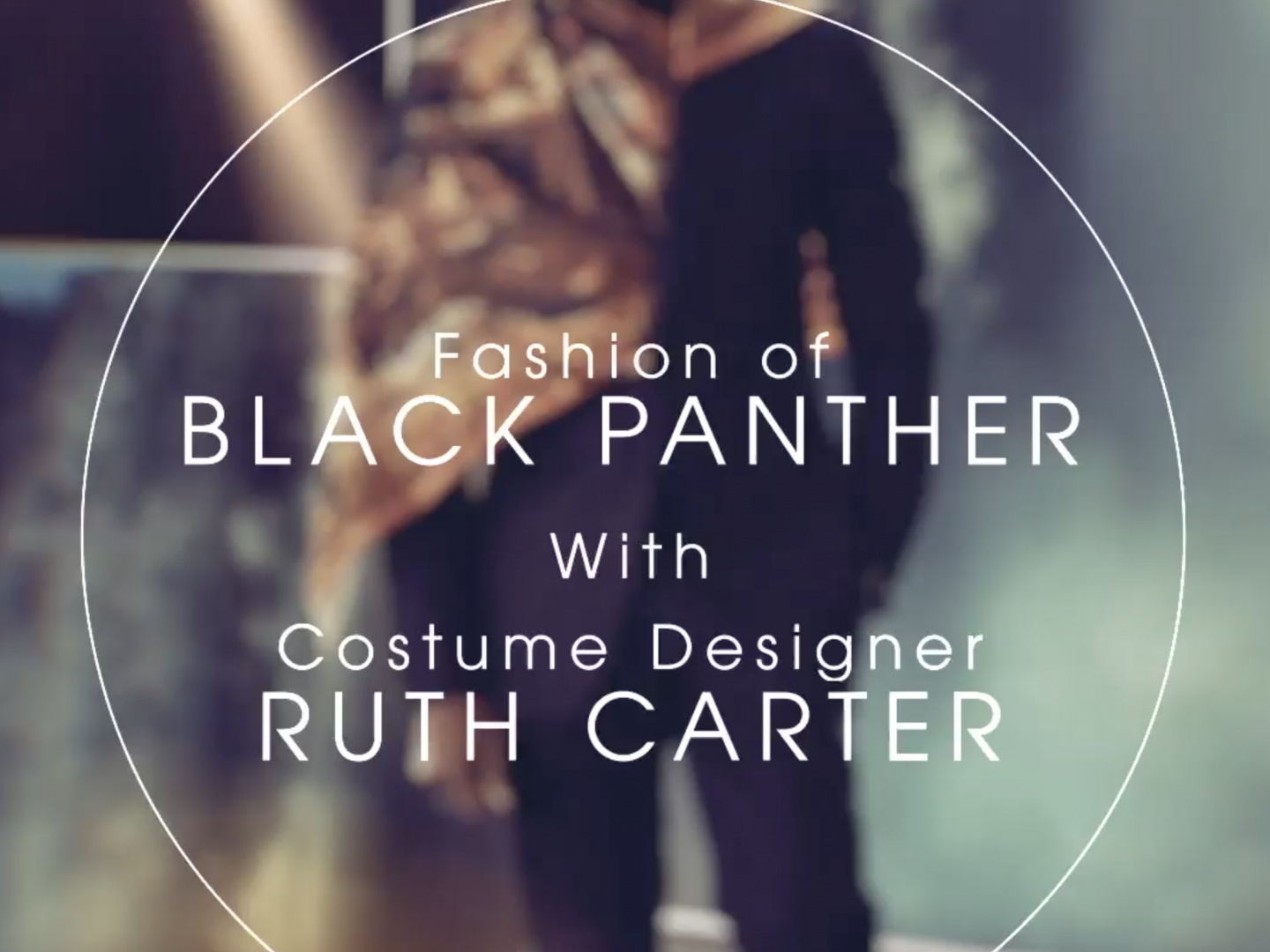 Fashion of Black Panther Thumbnail