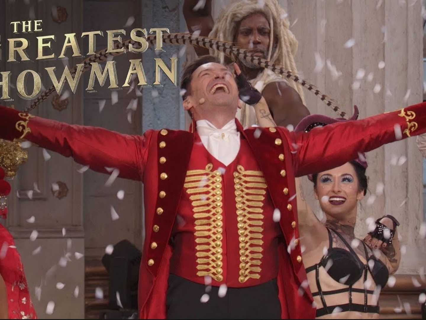 The Greatest Showman Live Thumbnail