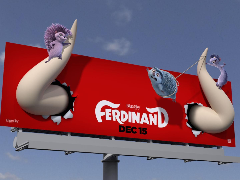 Ferdinand 3D Billboard Thumbnail