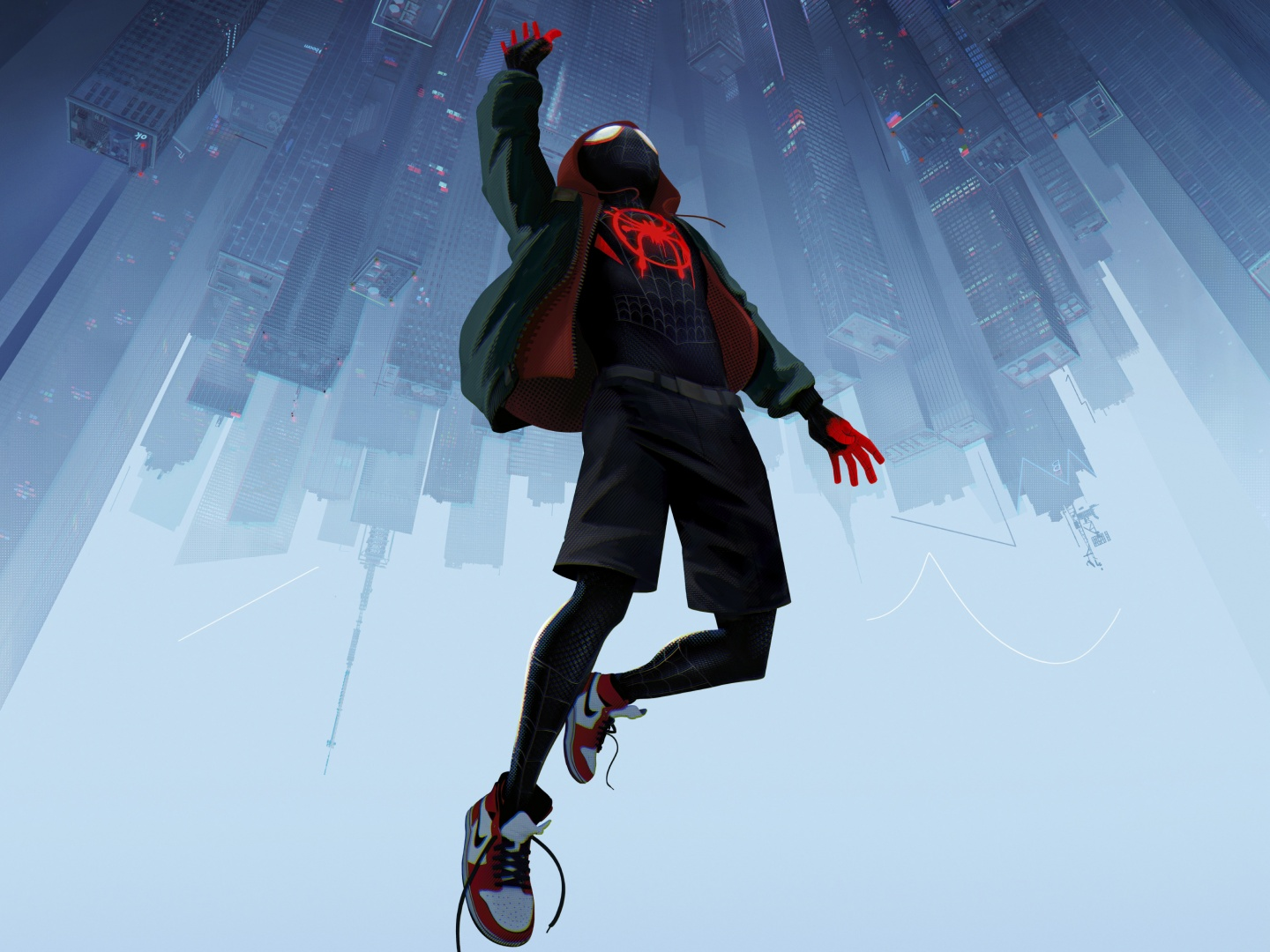 SPIDER-MAN: INTO THE SPIDER-VERSE Teaser Thumbnail