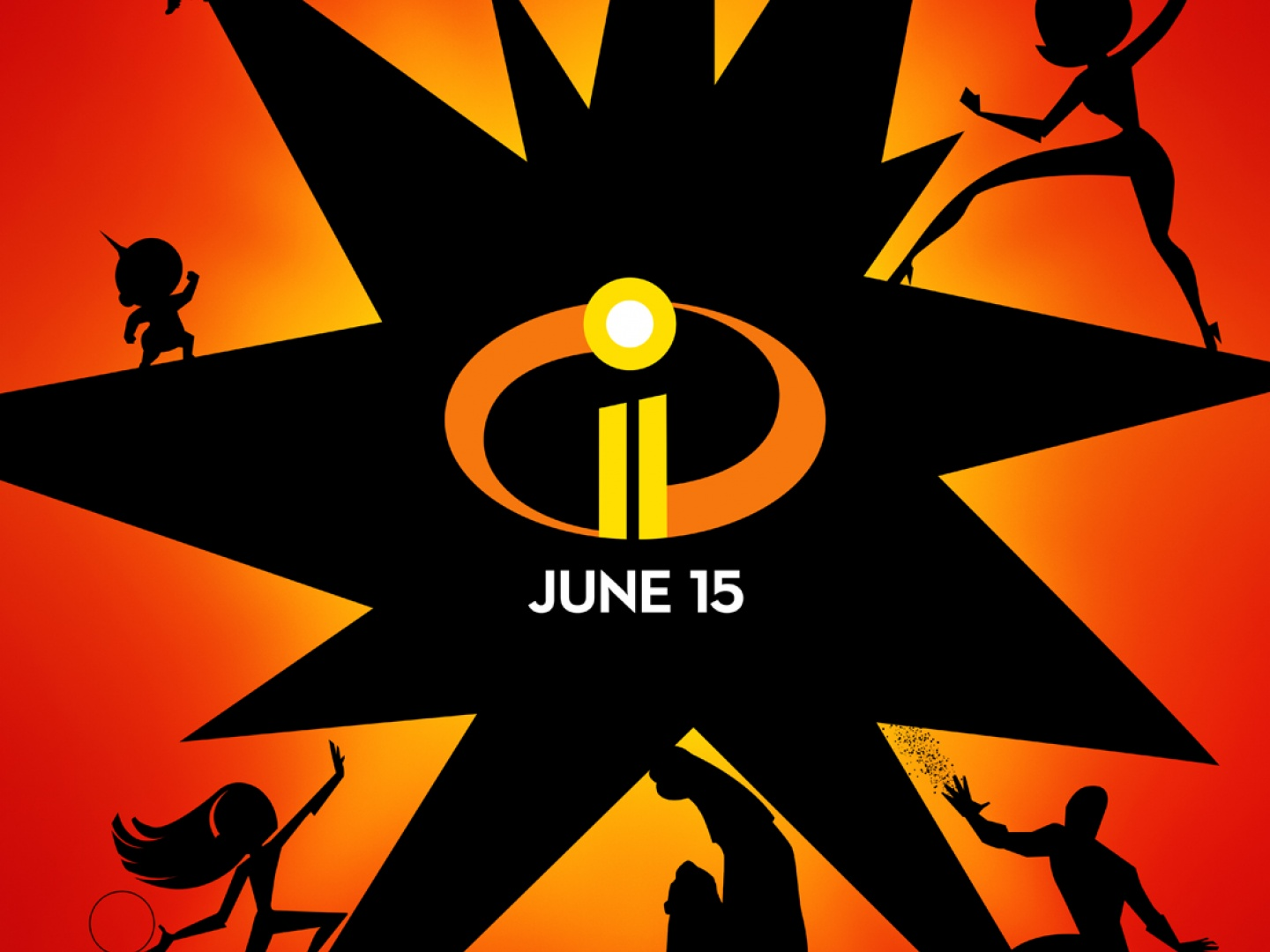 Image for Incredibles 2 Exclusive Graphic Poster Series Campaign