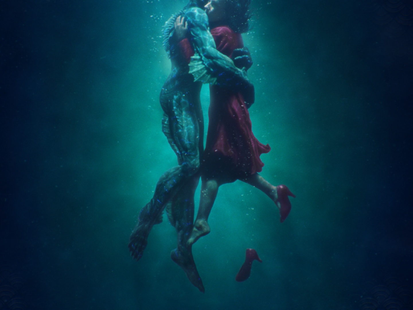 The Shape of Water: One-sheet - Payoff Thumbnail