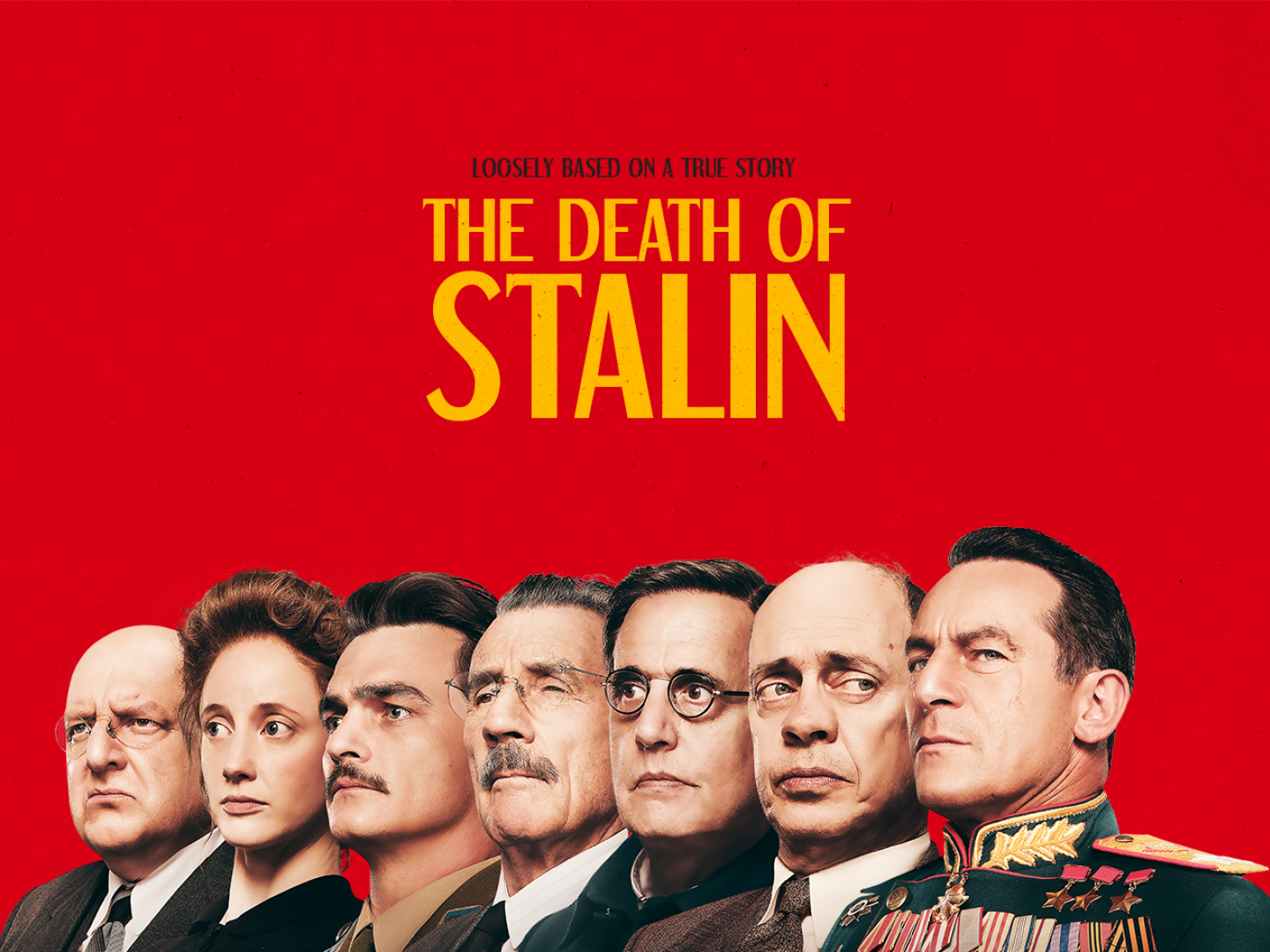 THE DEATH OF STALIN Thumbnail