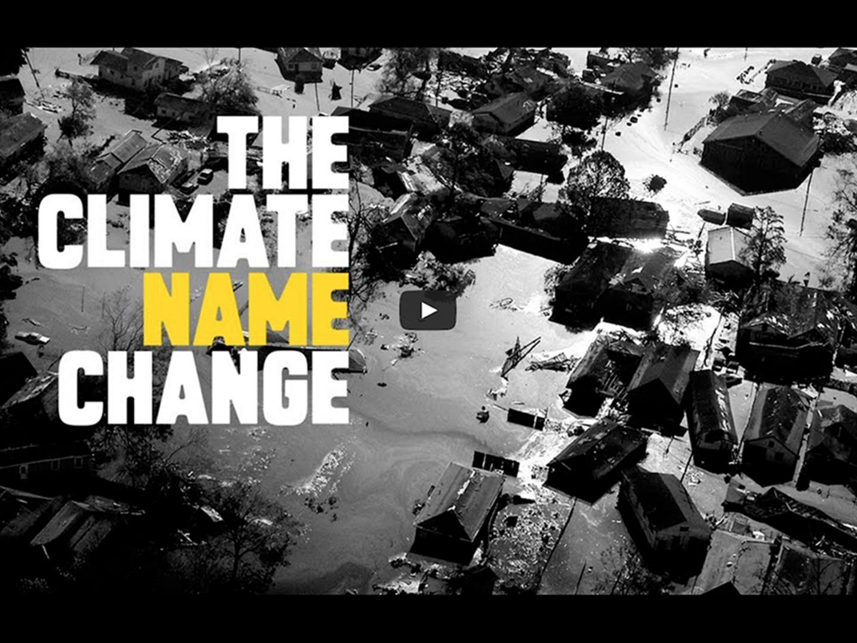 Climate Name Change Thumbnail