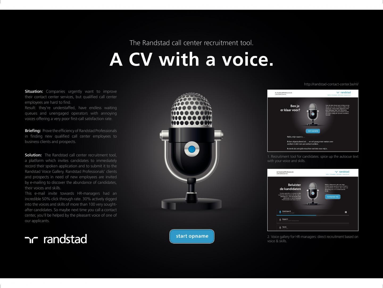 Call Center Recruitment Tool Thumbnail