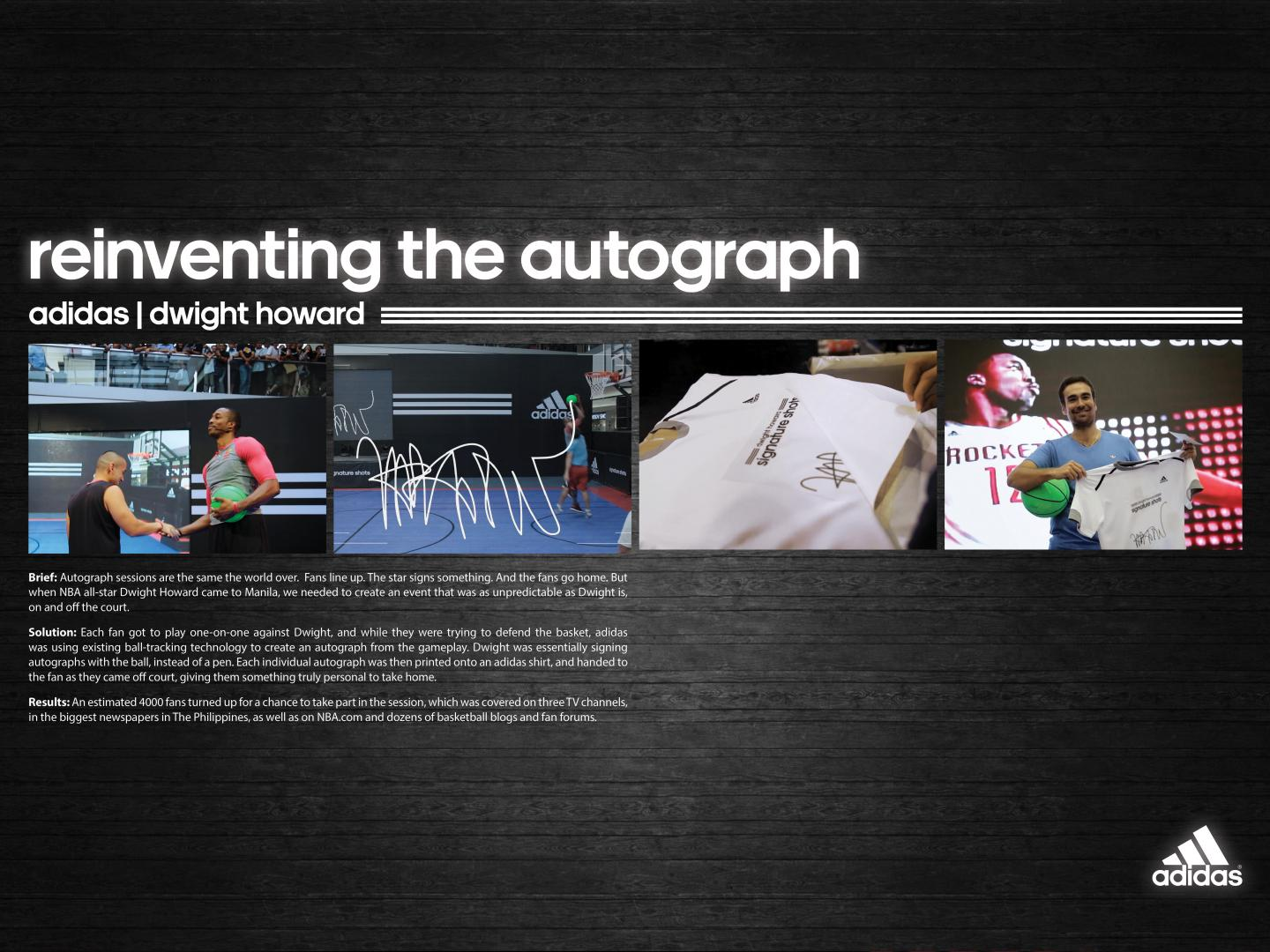 Reinventing the autograph Thumbnail