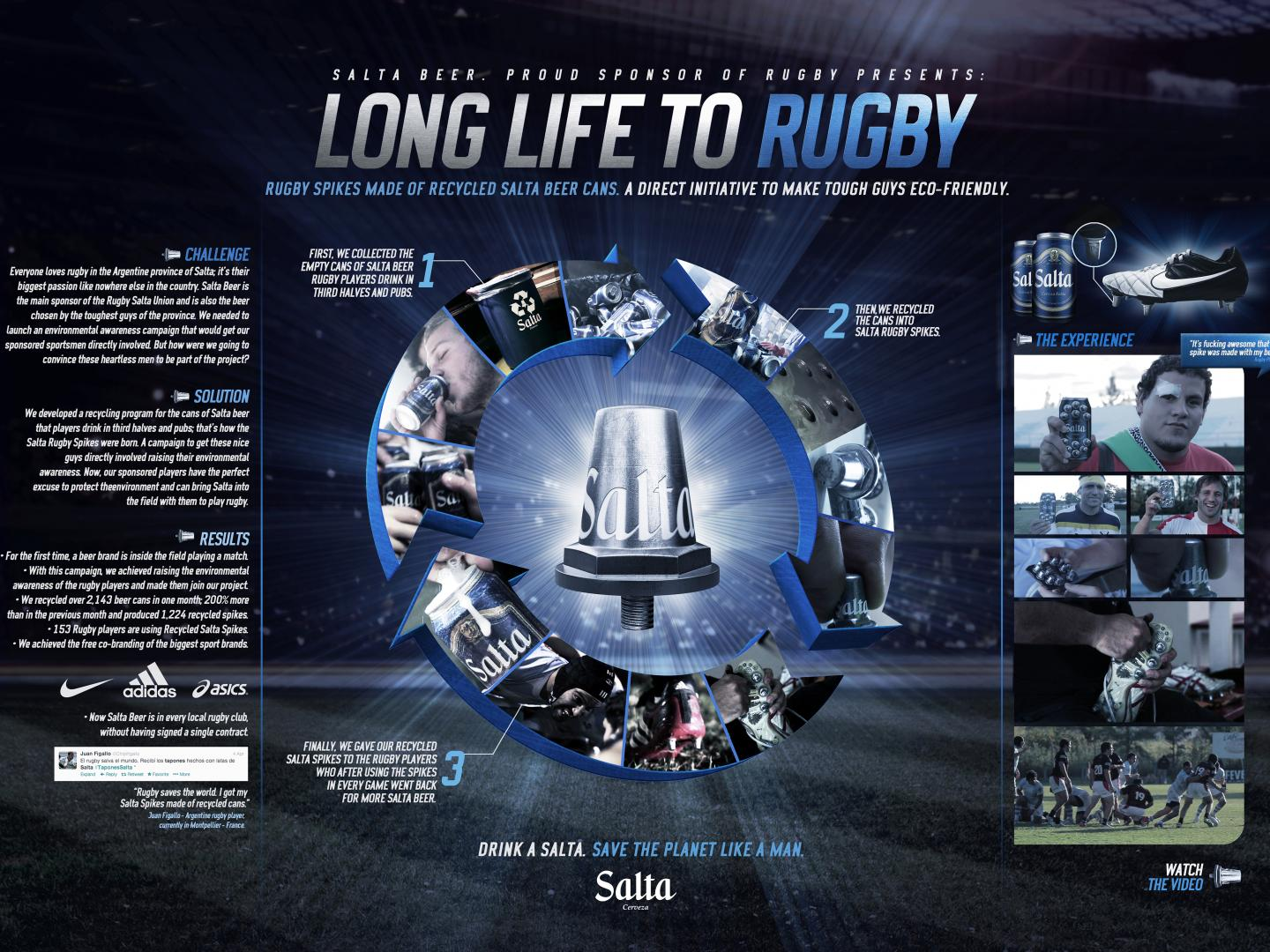 Long Life To Rugby Thumbnail
