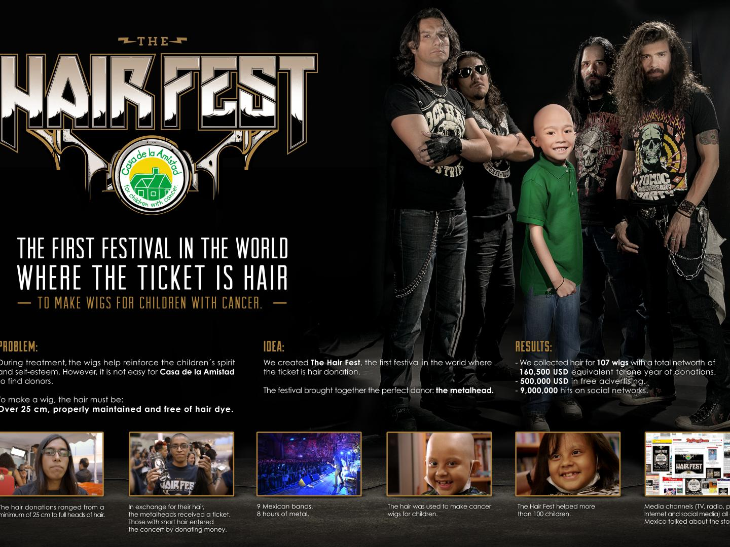The Hair Fest Thumbnail