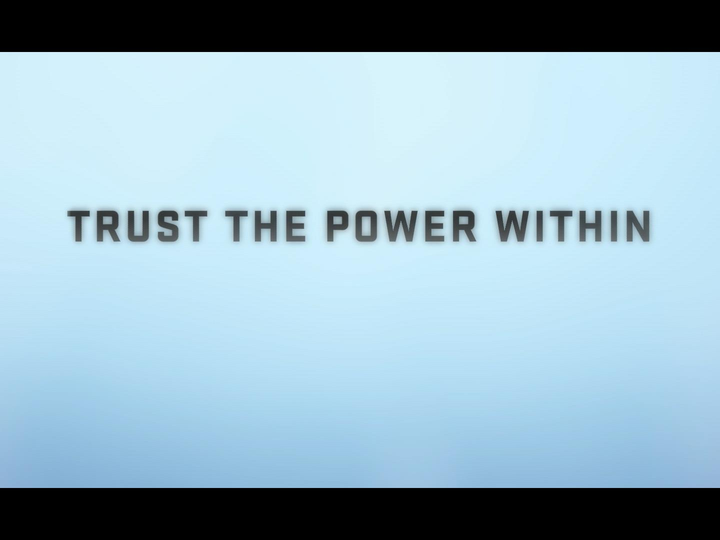 Trust Your Power Thumbnail