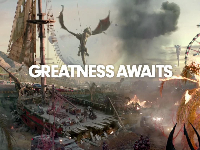 Greatness Awaits Thumbnail