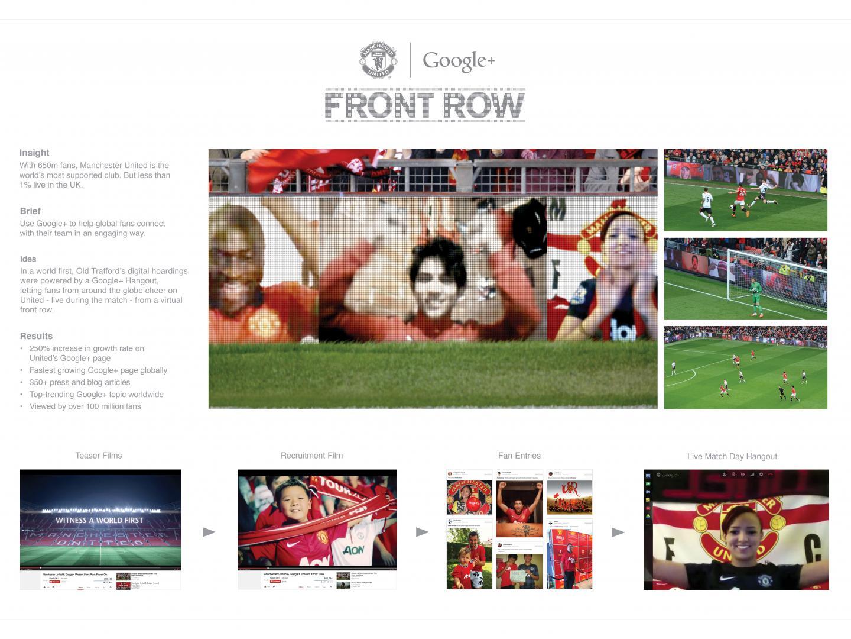 Google Front Row Thumbnail
