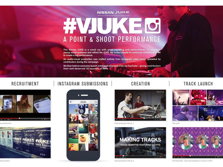 #VJUKE Thumbnail
