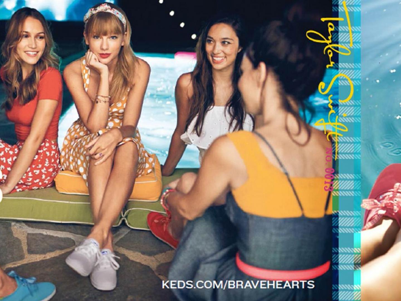 Taylor Swift for Keds Thumbnail