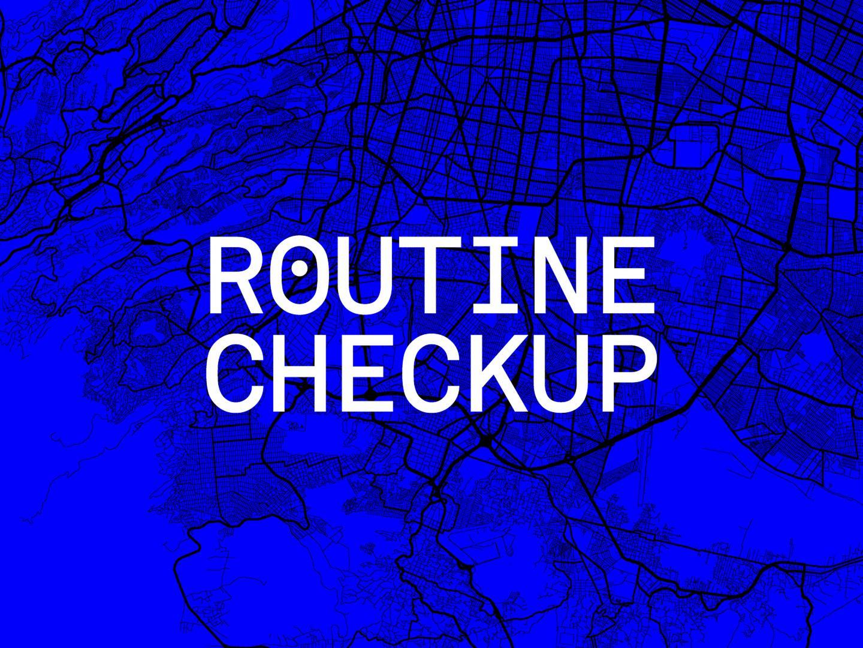 Routine Checkup Thumbnail