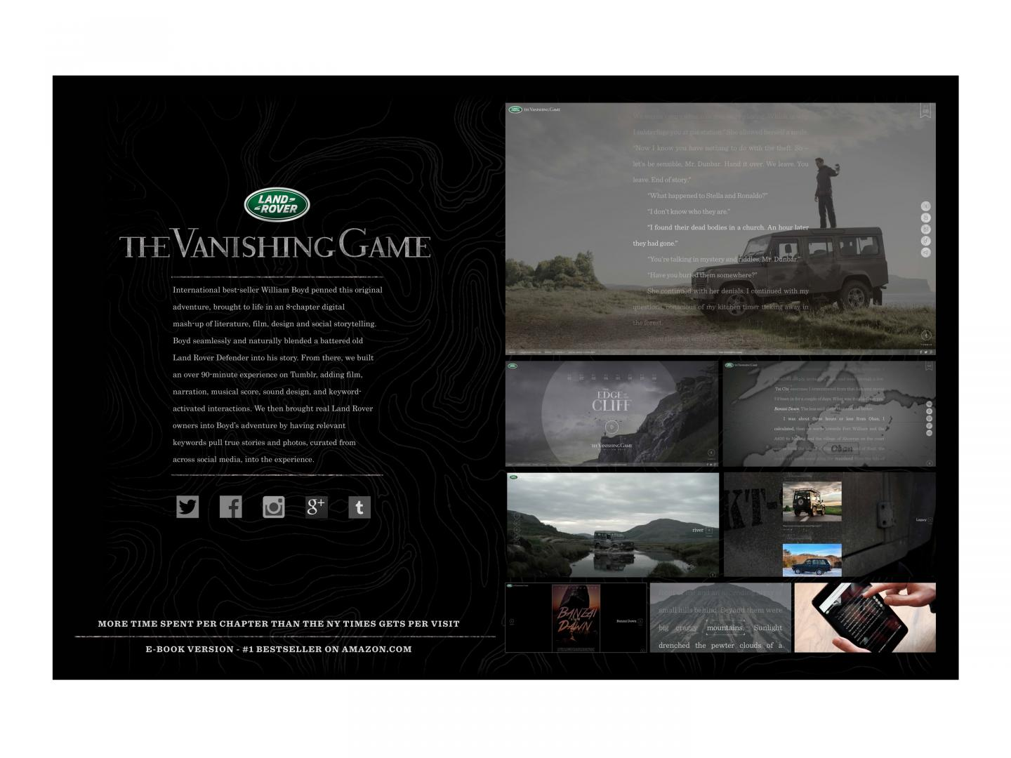 The Vanishing Game Thumbnail