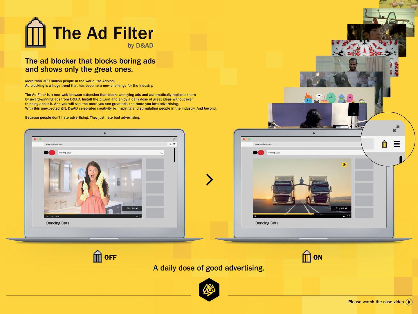 The Ad Filter by D&AD Thumbnail