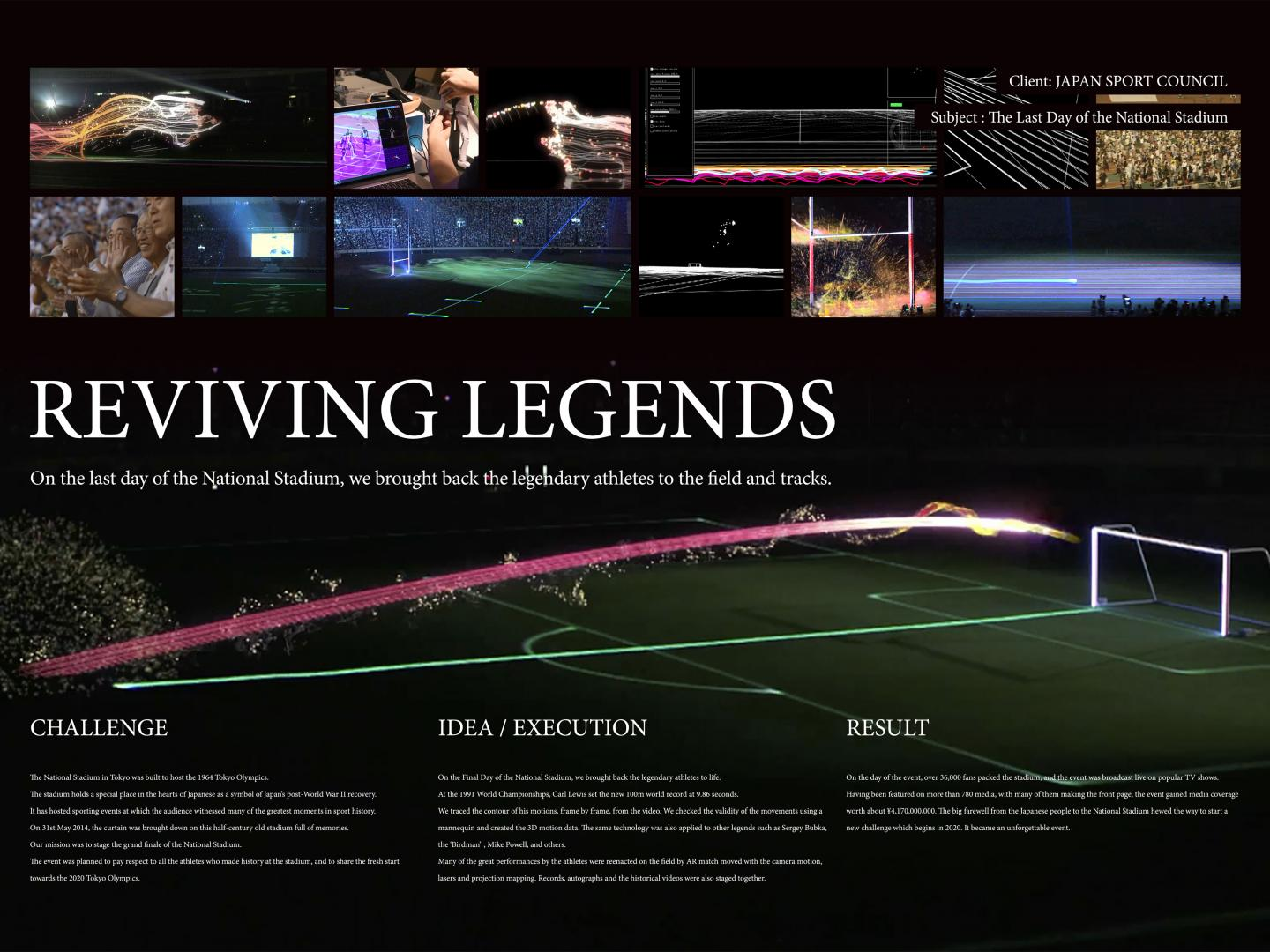 Reviving Legends Thumbnail