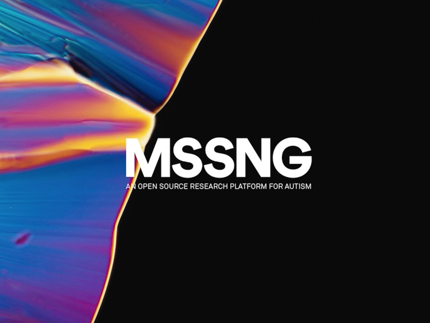 The MSSNG Project Thumbnail