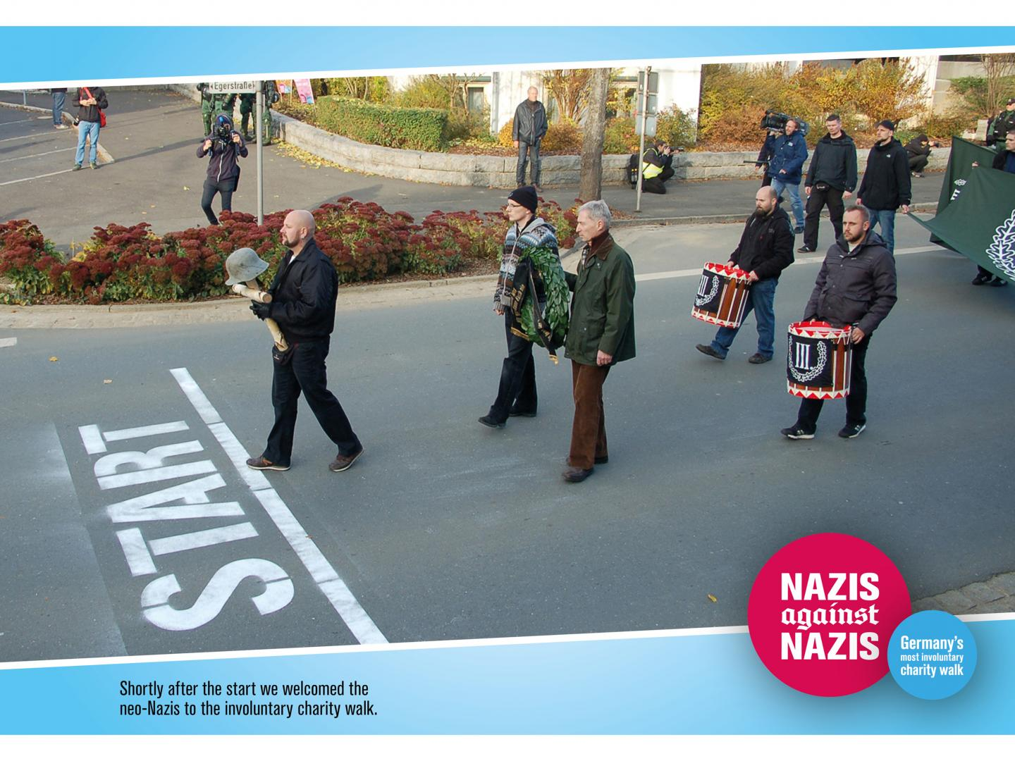 Nazis against Nazis- Germany's Most Involuntary Charity Walk Thumbnail