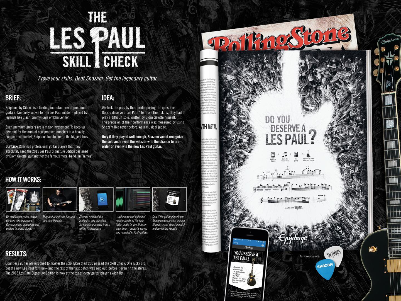 The Les Paul Skill Check Thumbnail