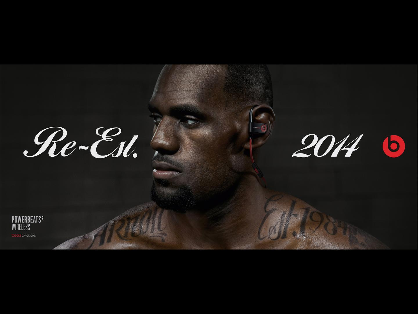LeBron Re-Established 2014 Thumbnail