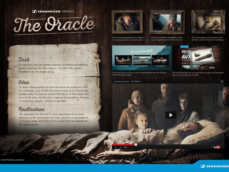 AVX - The Oracle Thumbnail