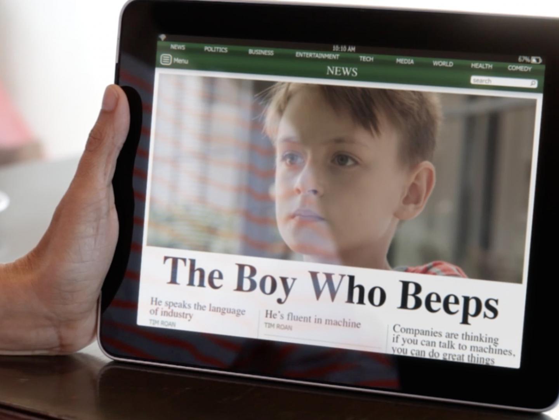 The Boy Who Beeps Thumbnail