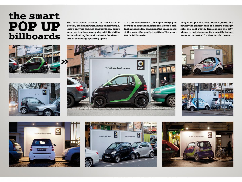 smart POP UP Billboards Thumbnail