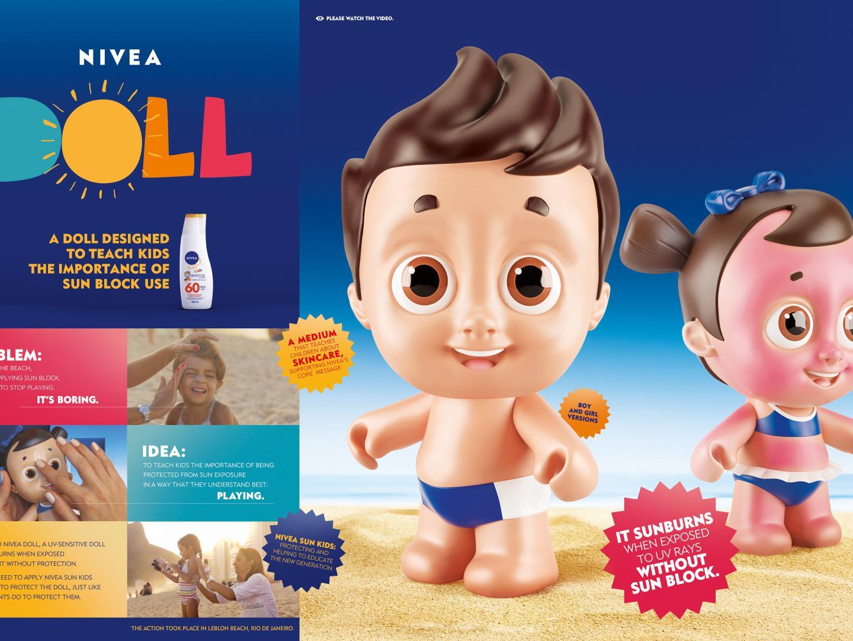 NIVEA Doll Thumbnail