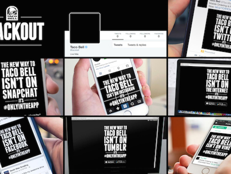 Taco Bell Blackout Thumbnail