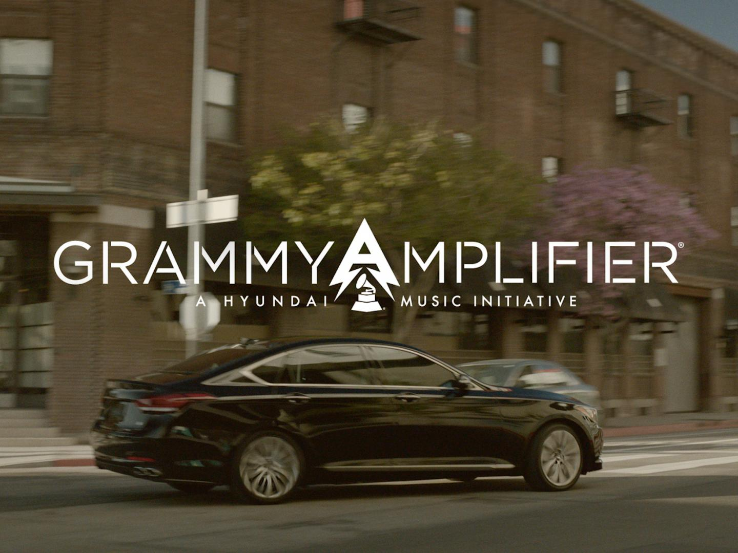 Hyundai GRAMMY Amplifier Program Thumbnail