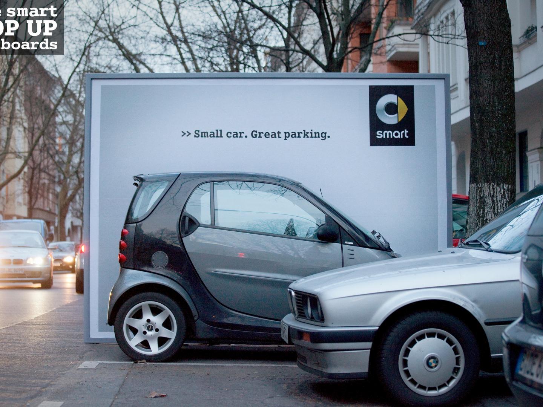 smart POP UP Billboards Motif 4 Thumbnail