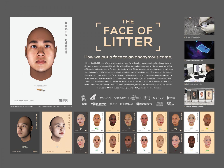The Face of Litter Thumbnail