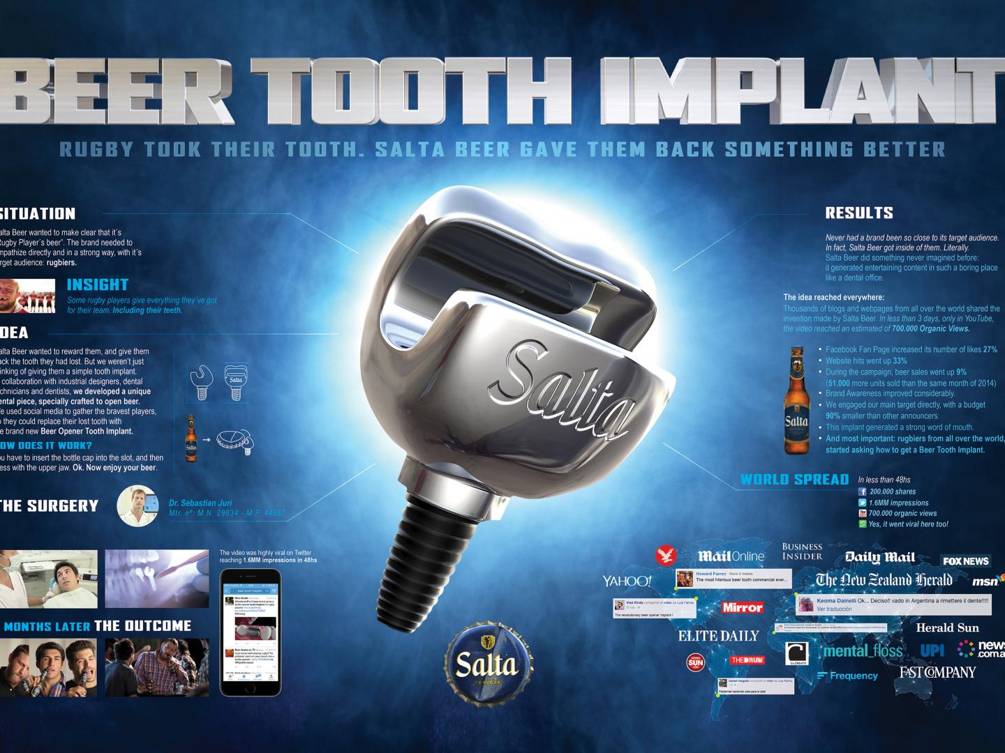 Beer Tooth Implant Thumbnail