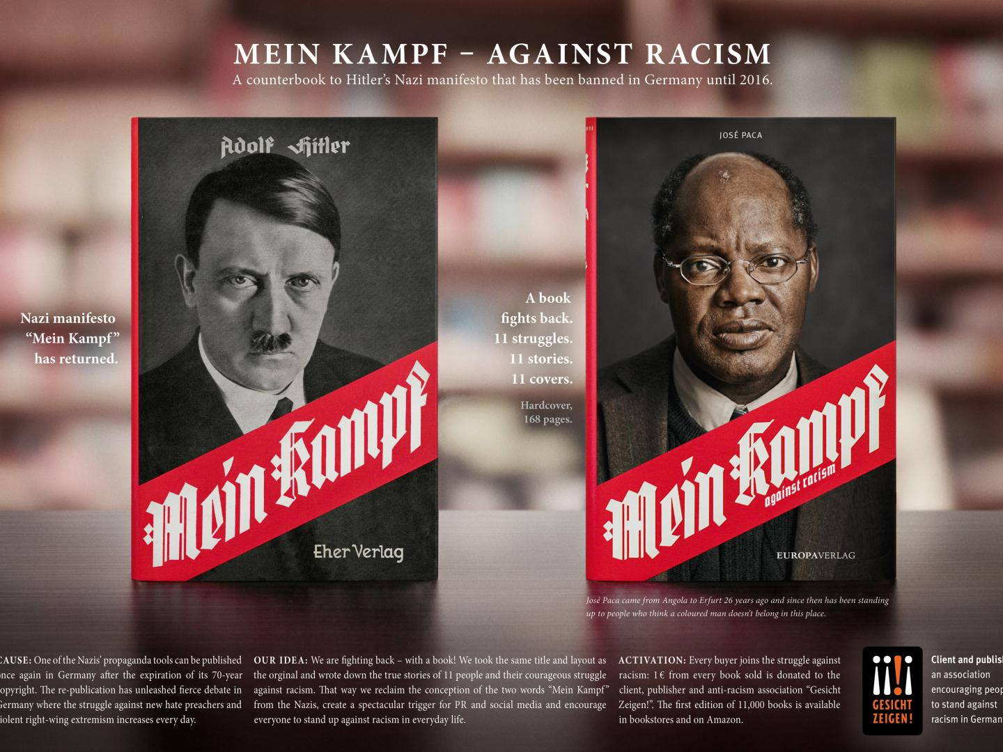 Mein Kampf – against racism Thumbnail