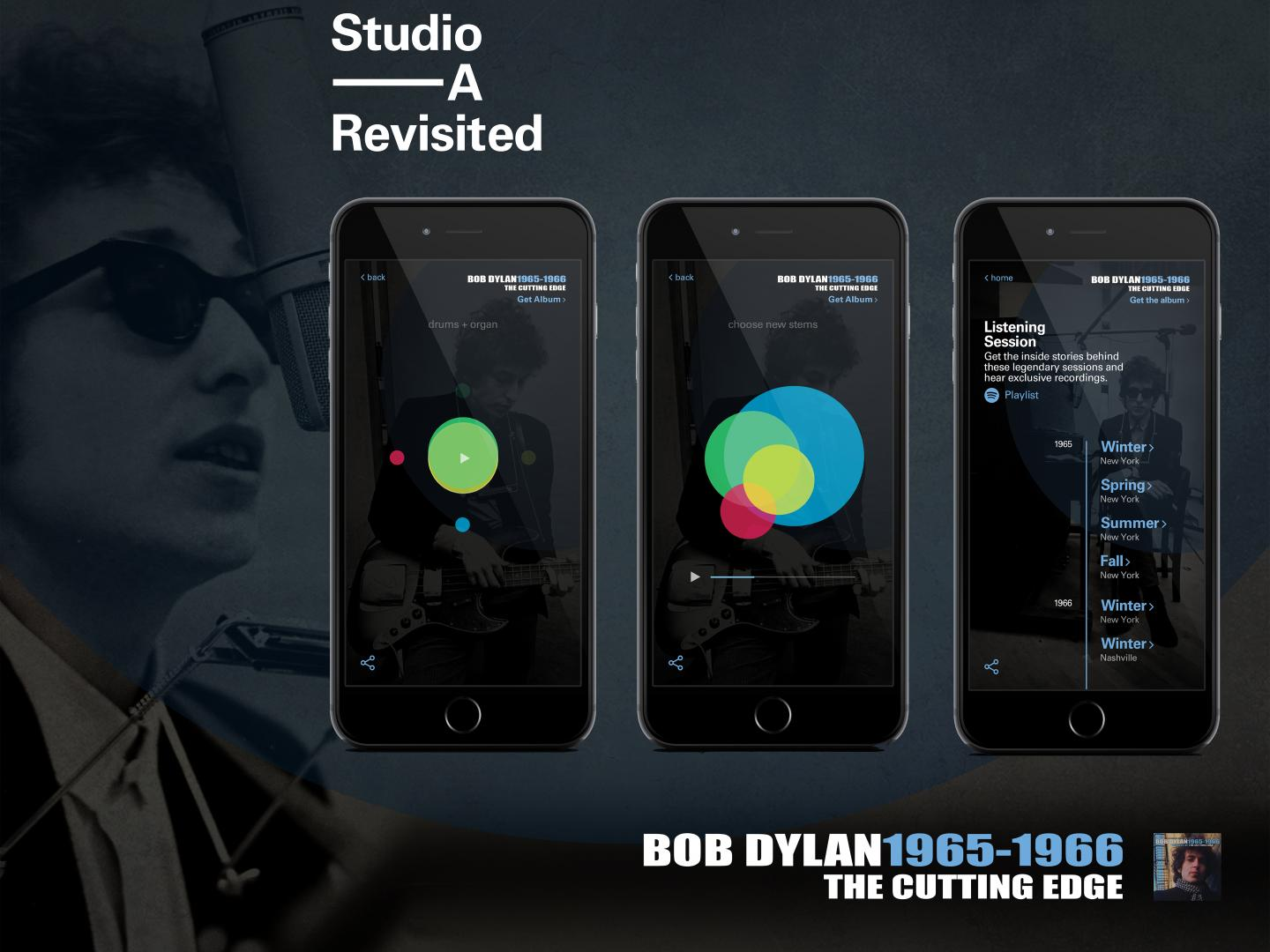 Bob Dylan: Studio A Revisited Thumbnail