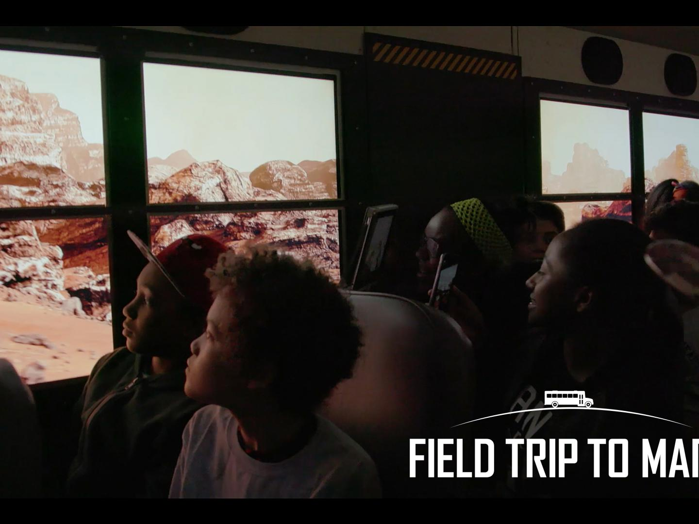 The Field Trip to Mars Thumbnail