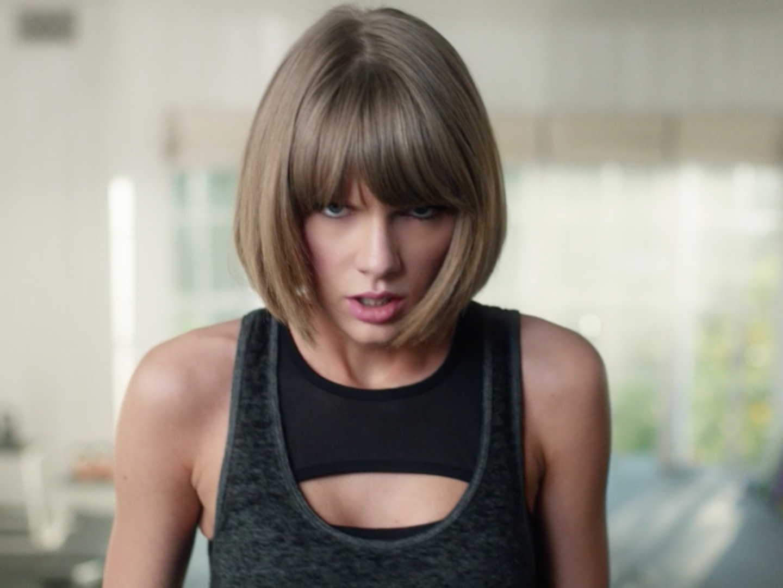 Taylor vs. the treadmill Thumbnail